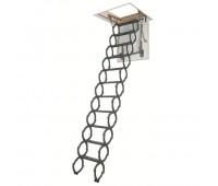 Чердачная лестница Fakro LST термоизоляционная металлическая
