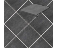 Напольная плитка Stroeher Euramic Organic 9350 рядовая ступень-флорентинер 340х294х11мм