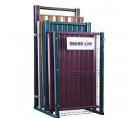 Стенд ограждений Grand Line 900х1100 мм