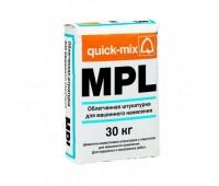 MPL Облегченная штукатурка Quick-mix для машинного нанесения, 25кг