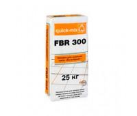 FBR 300 Затирка для широких швов Фугенбрайт Quick-mix, 25кг