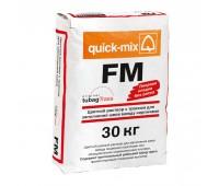 FM Цветной раствор с трассом для заполнения швов между кирпичами Quick-mix, 30кг, Россия