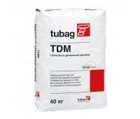 TDM Трассовый дренажный раствор Quick-mix (72351), 40кг, Россия