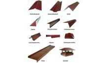 Доборные элементы из металла индивидуальной гибки